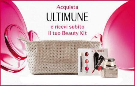 Promozione Shiseido siero Ultimune
