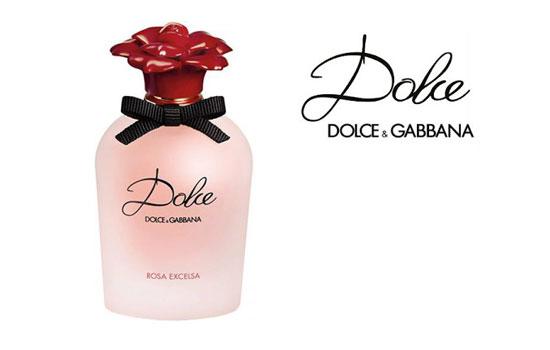 profumo dolce e gabbana rosa excelsa