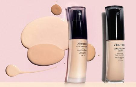 Shiseido Fondotinta Syncrhro Skin