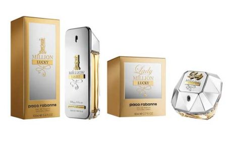 Paco Rabanne One e Lady Million Lucky